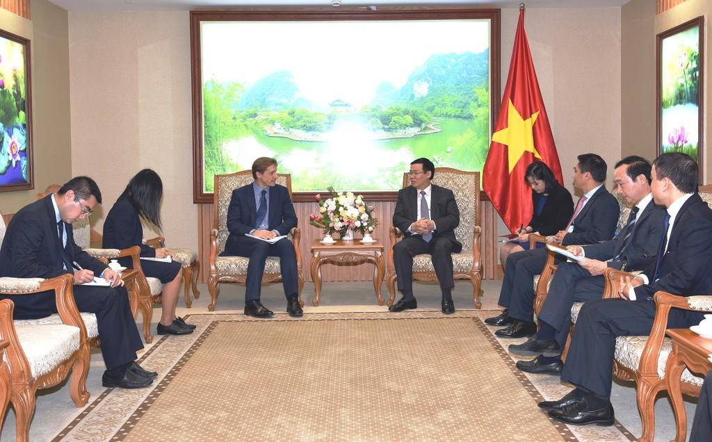 Sẽ tổ chức thành công WEF ASEAN 2018 tại Hà Nội - ảnh 1