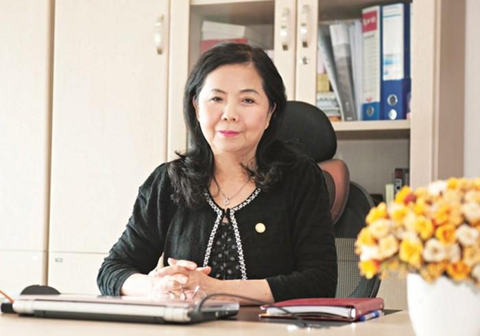 Những nữ tướng quyền lực trên sàn chứng khoán Việt - ảnh 2