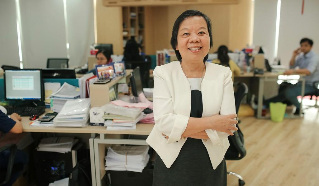 Những nữ tướng quyền lực trên sàn chứng khoán Việt - ảnh 6