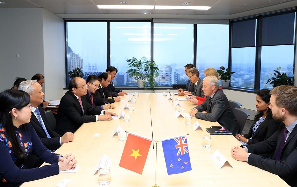 Đề nghị thành phố thương mại lớn nhất New Zealand mở rộng hợp tác với Việt Nam - ảnh 1