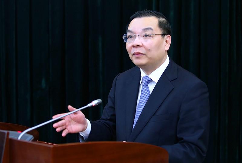 Bộ trưởng Khoa học và Công nghệ Chu Ngọc Anh trả lời chất vấn