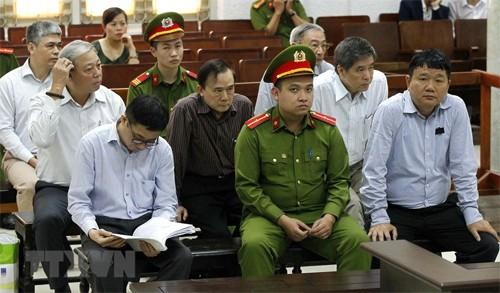 Luật sư đề nghị áp dụng 'suy đoán vô tội' với ông Đinh La Thăng - ảnh 1