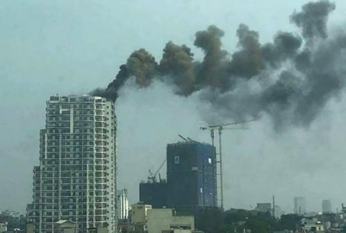 38 chung cư ở Hà Nội không đảm bảo quy định phòng cháy - ảnh 1