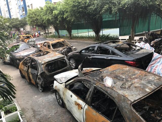 TPHCM: Vụ cháy chung cư Carina khiến 13 người chết: Triệu tập chủ đầu tư - ảnh 2