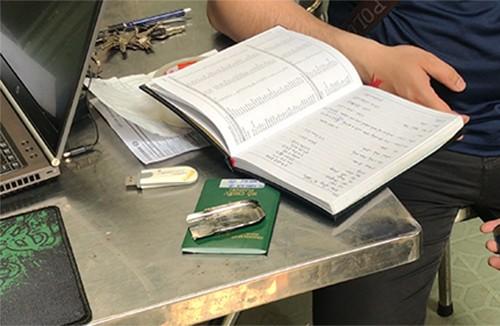 Bộ Công an bắt đường dây đánh bạc trực tuyến tại Sài Gòn - ảnh 1
