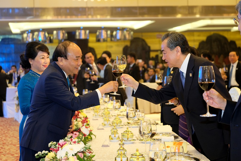 Thủ tướng: Dòng sông Mekong là không gian sinh tồn chung của chúng ta - ảnh 1
