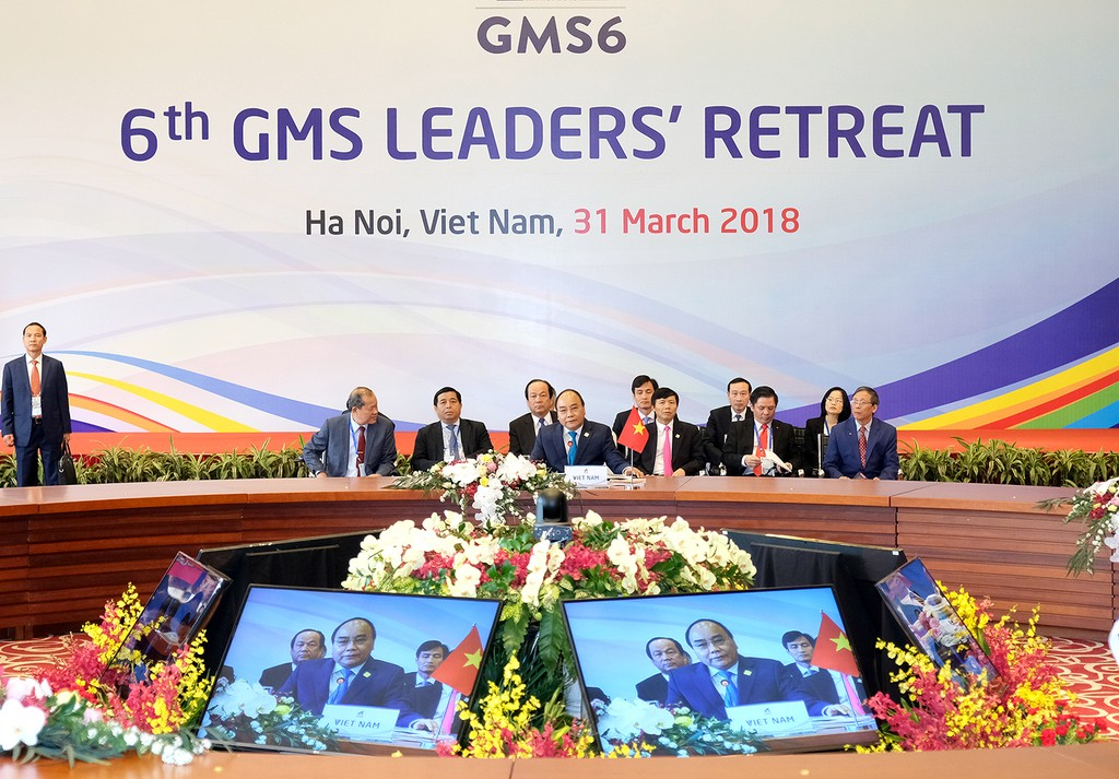 Thủ tướng chủ trì phiên toàn thể Hội nghị GMS 6 - ảnh 1