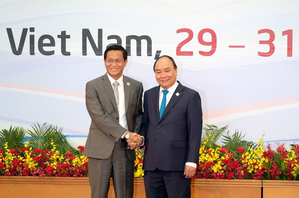 Thủ tướng chủ trì phiên toàn thể Hội nghị GMS 6 - ảnh 5