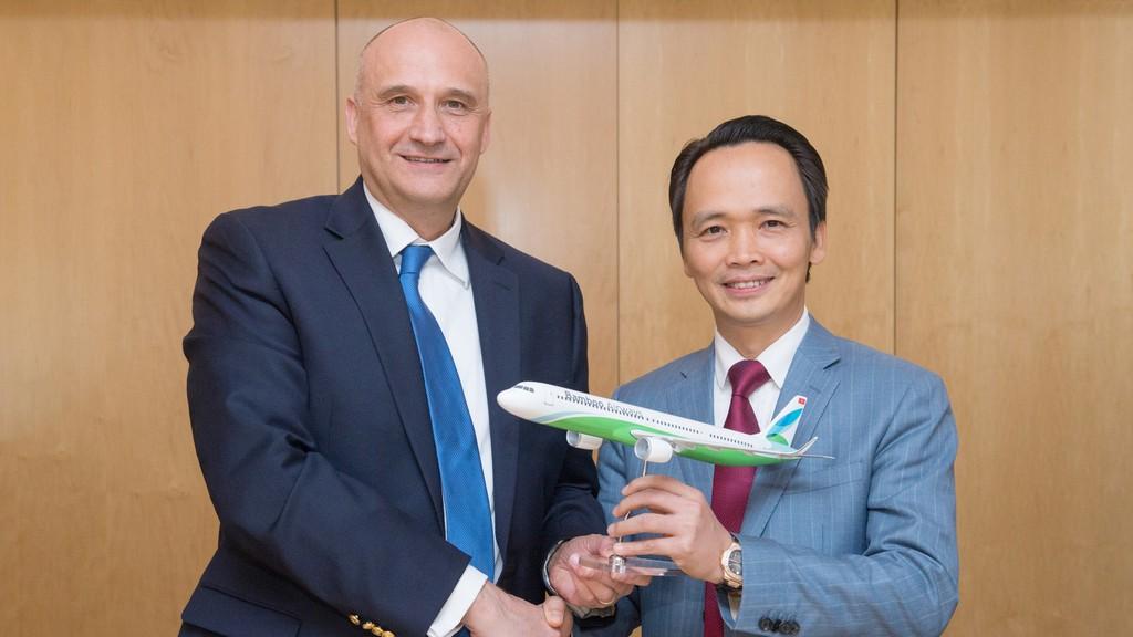 """Đầu tư hàng không: Chiến lược """"vàng hóa"""" tài sản của FLC - ảnh 1"""