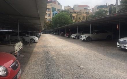 """Hà Nội: Dẹp bãi xe """"khủng"""", Phó Trưởng Công an quận Đống Đa bị dọa giết - ảnh 1"""