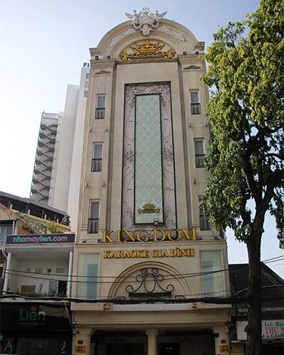Karaoke hạng sang ở Sài Gòn bị phạt hơn 100 triệu vì vi phạm PCCC - ảnh 1
