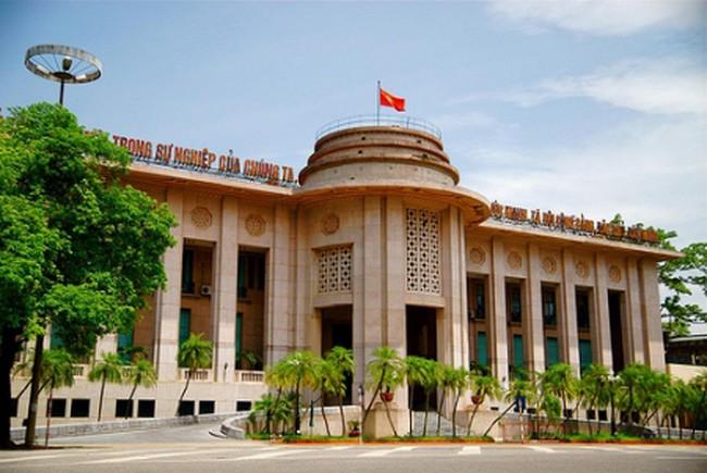 Ngân hàng Nhà nước Việt Nam.