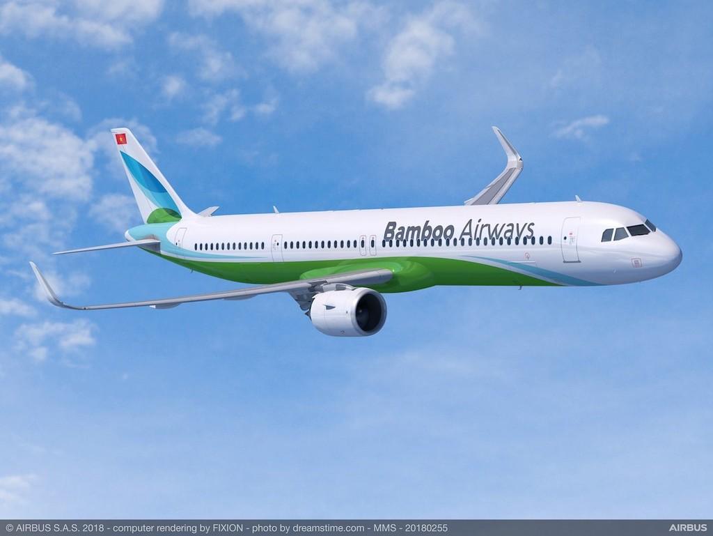 Hãng hàng không Bamboo Airways tuyển gần 600 vị trí - ảnh 1