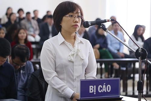 VKS đề nghị phạt tù chung thân cựu đại biểu quốc hội Thu Nga - ảnh 2