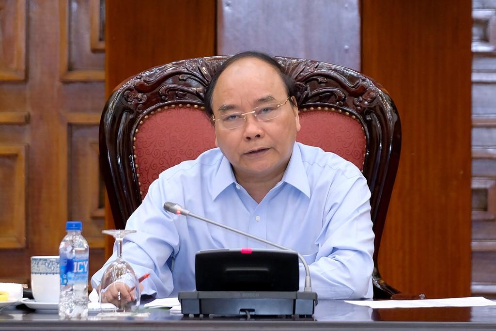 Thủ tướng chỉ đạo các bộ tập trung làm việc với các cơ quan của EU để đẩy nhanh tiến độ ký kết, phê chuẩn Hiệp định Thương mại tự do Việt Nam - EU, phấn đấu vào cuối năm 2018. Ảnh: VGP