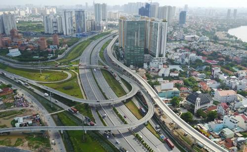 Khu Đông TP HCM có tốc độ đô thị hóa rất cao.