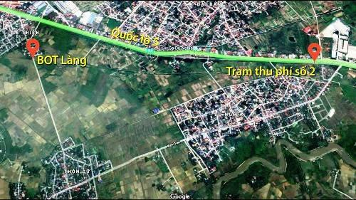 Người dân tự dựng barie thu phí ôtô trên đường liên xã ở Hải Phòng - ảnh 2