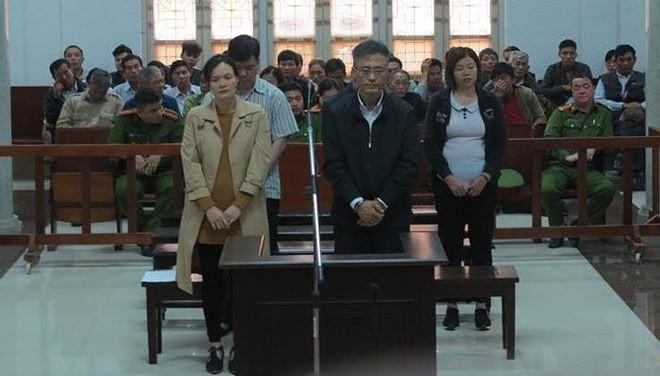 Chủ tịch công ty người Hàn Quốc cùng vợ lĩnh án