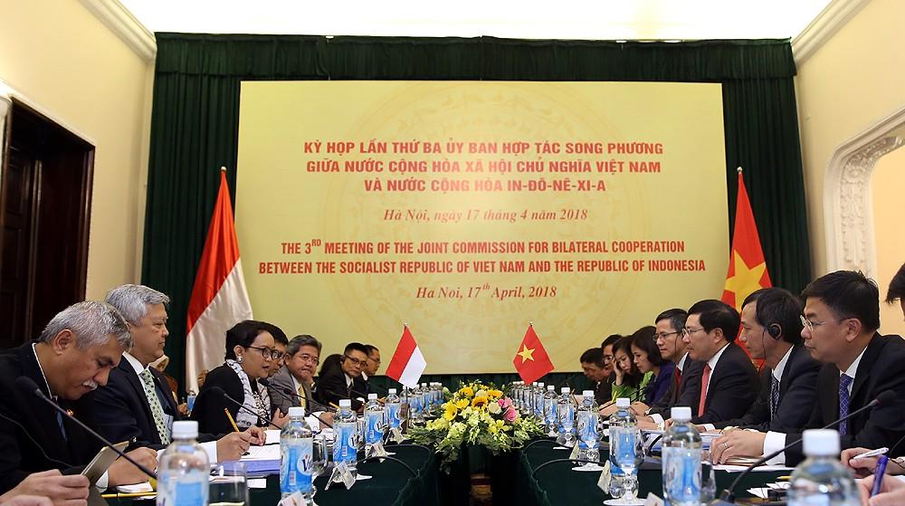 Quan hệ Việt Nam-Indonesia phát triển thực chất - ảnh 1