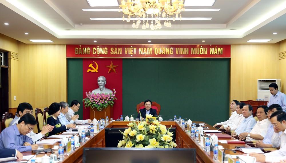 Thái Nguyên cần quan tâm thu hút đầu tư của DN trong nước - ảnh 1