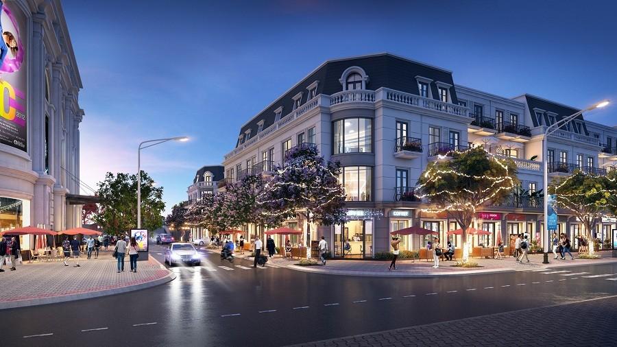 Vingroup chính thức ra mắt Vincom Shophouse Hòa Bình - ảnh 2