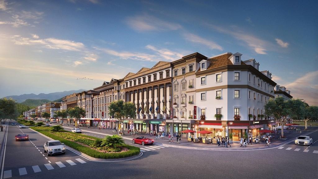 """Giới đầu tư địa ốc miền Bắc """"phát sốt"""" với ưu đãi từ shophouse Sun Plaza Grand World - ảnh 2"""