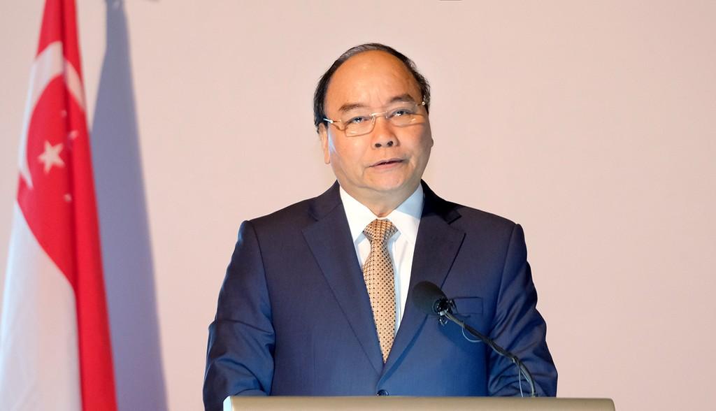 Thủ tướng: Nhiều cơ hội hợp tác mở ra cho các DN Việt Nam-Singapore - ảnh 1