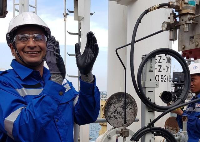 Dự án lọc hóa dầu hơn 9 tỷ USD cho ra dòng sản phẩm đầu tiên - ảnh 1