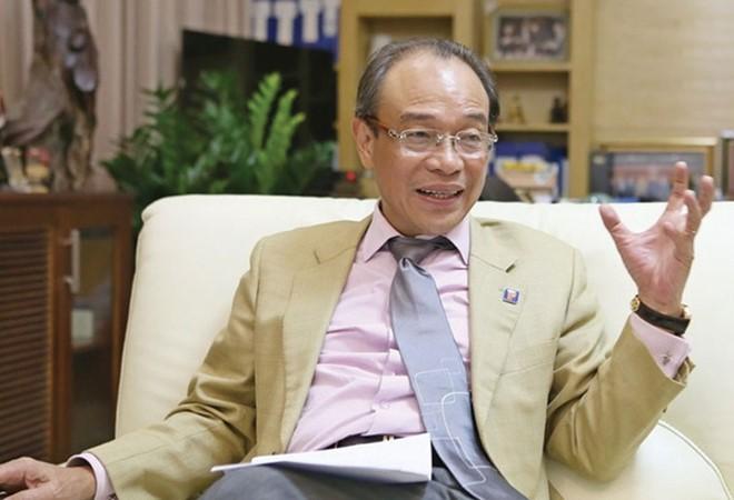 Ông Phạm Văn Thanh được bầu làm Chủ tịch Petrolimex - ảnh 1
