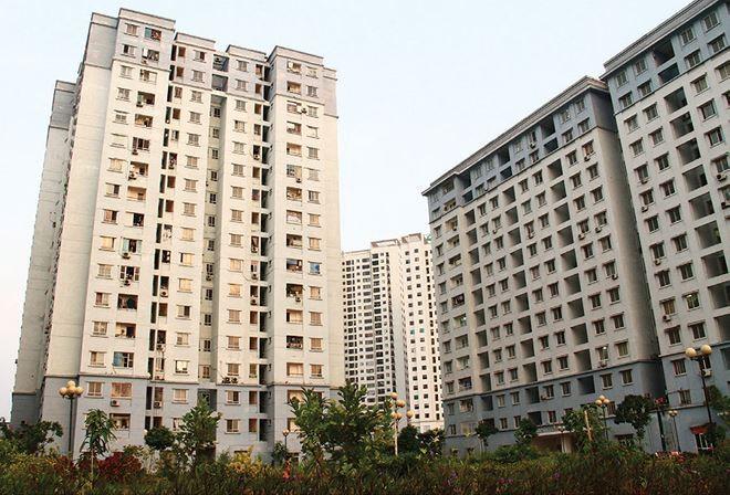 Địa bàn Hà Nội hiện có 166 nhà tái định cư, với 14.211 căn hộ.