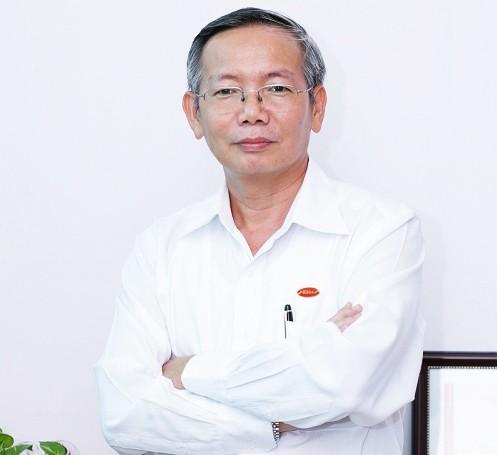 Ông Trương Phú Chiến - Chủ tịch HĐQT kiêm Tổng giám đốc Bibica.