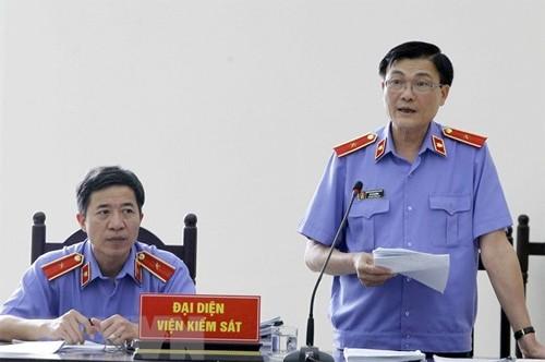 Nộp 37 tỷ đồng, ông Nguyễn Xuân Sơn vẫn bị đề nghị y án tử hình - ảnh 1