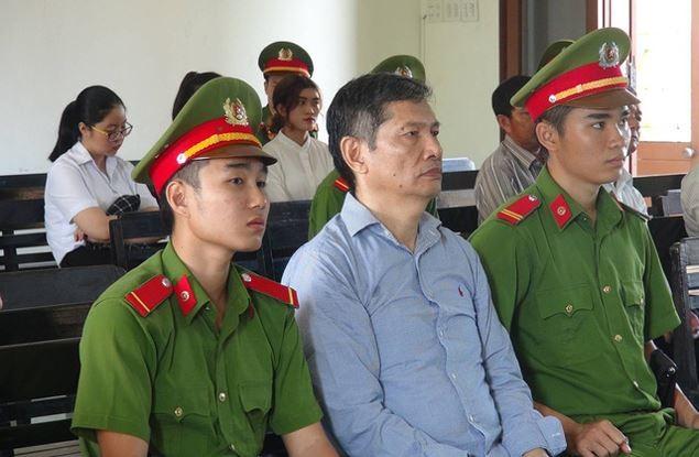 Cựu Chủ tịch HĐQT Tập đoàn Vinashin Phạm Thanh Bình. Ảnh: Dân trí