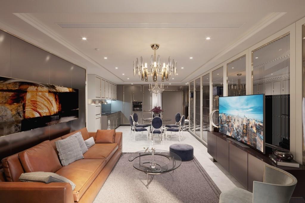Gợi ý chọn nội thất siêu sang cho căn hộ cao cấp - ảnh 4