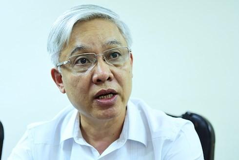 Ông Phạm Quang Hưng, Vụ trưởng Vụ 4, Ban Tổ chức Trung ương. Ảnh Vov.vn
