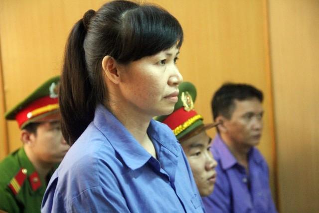 Bị cáo Tiên lãnh án tù chung thân.