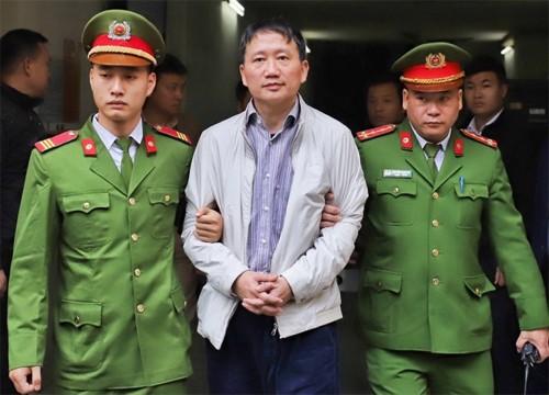 Tòa phúc thẩm xét kháng cáo của ông Đinh La Thăng - ảnh 1