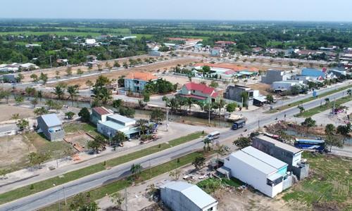 Giá đất Đồng Nai, Long An nổi sóng theo cơn sốt đất Sài Gòn - ảnh 1
