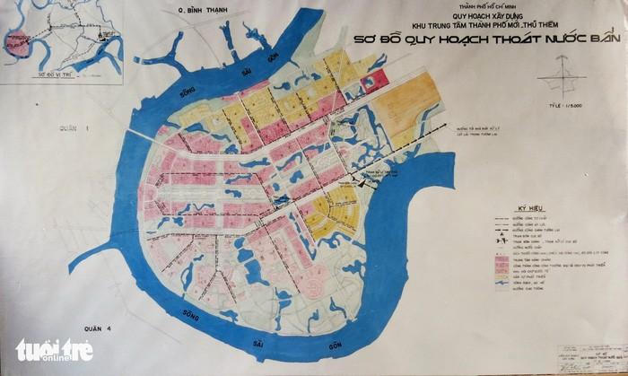 Ông Võ Viết Thanh công bố 13 bản đồ quy hoạch Thủ Thiêm 1/5000 - ảnh 4
