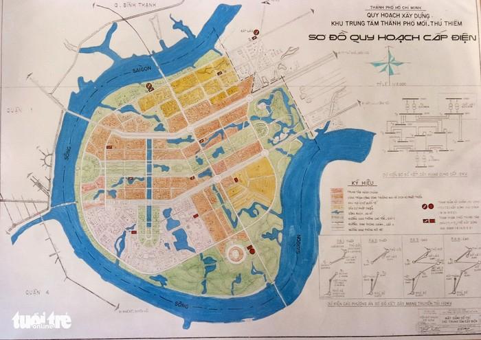 Ông Võ Viết Thanh công bố 13 bản đồ quy hoạch Thủ Thiêm 1/5000 - ảnh 5
