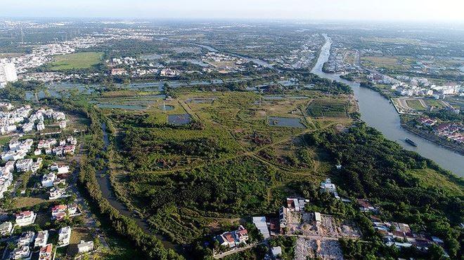Khu đất hơn 32ha được bán với giá bèo