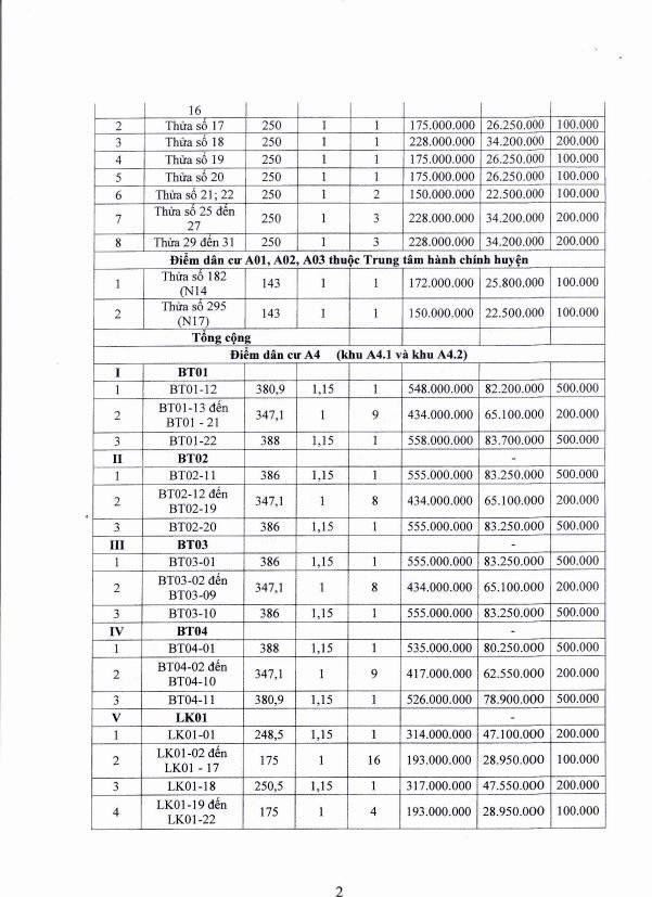 Đấu giá quyền sử dụng đất tại huyện Cư Kuin, Đắk Lắk - ảnh 2