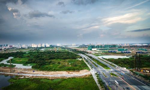 3 tuyến đường có giá đất cao nhất Thủ Thiêm lần lượt là Trần Não, Lương Định Của và Mai Chí Thọ.