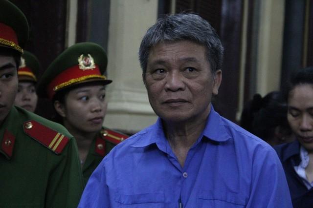 Hoàng Văn Toàn khai không ai có thể lấy được tiền của Hứa Thị Phấn.