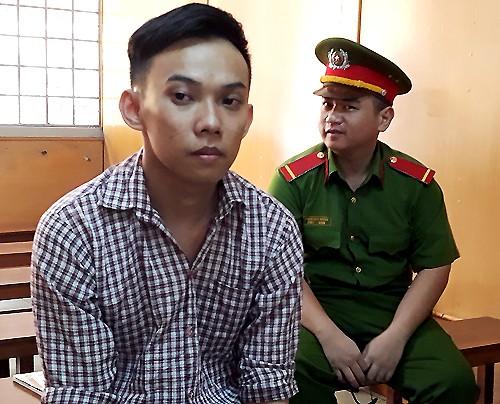 Bị cáo Minh xin tòa xem xét giảm nhẹ hình phạt.