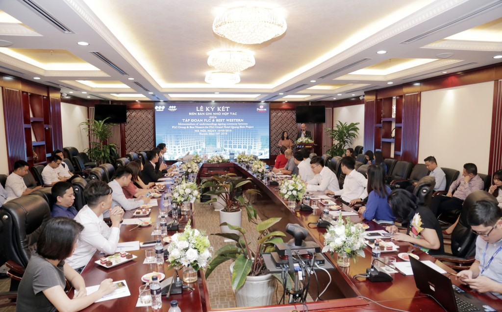 Tập đoàn FLC hợp tác với thương hiệu quản lý khách sạn hàng đầu nước Mỹ - ảnh 3