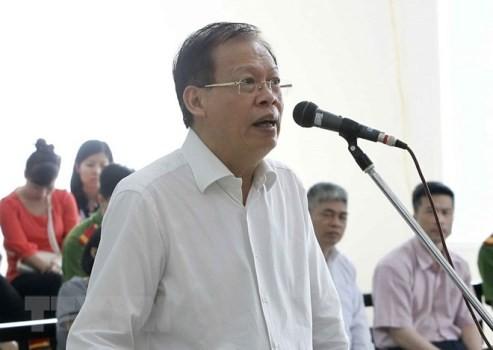Chiều nay tòa tuyên án phúc thẩm với ông Đinh La Thăng - ảnh 1