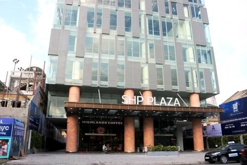 Tòa nhà HSP cao 30 tầng.