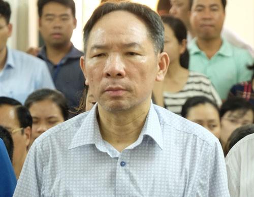 Cựu phó giám đốc Sở Nông nghiệp Hà Nội bị phạt 12 năm tù - ảnh 1