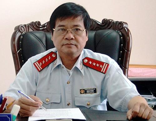 Ông Đặng Phong được bổ nhiệm làm giám đốc Sở Kế hoạch Đầu tư tỉnh Quảng Nam. Ảnh: thanhtraqnam.gov.vn.